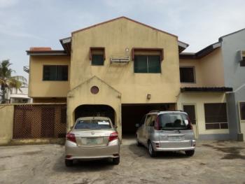 3 Bedroom Semi Detached Duplex for Lease with a Room Bq, 8 Abimbola Okunnugs Close, Ikeja Gra, Ikeja, Lagos, Semi-detached Duplex for Rent