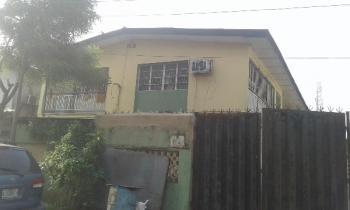 Block of 4 Flats, Ilupeju Estate, Ilupeju, Lagos, Flat for Rent