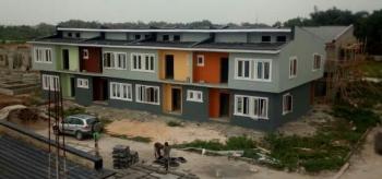 Lovely 4 Bedroom Terrace Duplex, Oribanwa, Awoyaya, Ibeju Lekki, Lagos, Terraced Duplex for Sale