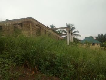 Strategically Located Uncompleted 6 Bedroom Bungalow Off Nwaniba Road, Uyo, Akwa Ibom State, Nwaniba Road, Uyo, Akwa Ibom, Detached Bungalow for Sale