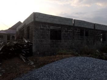 Distress Sale of 4 Bedroom Bungalow on Half Plot of Land a, Shapati Opposite Beachwood Estate, Bogije, Ibeju Lekki, Lagos, Detached Bungalow for Sale