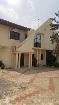 Lovely and Well Maintained 5 Bedroom Semidetached Duplex with a Room Bq, Fitted Kitchen, Ample Parking Space,etc, Off Monrovia Street, Wuse 2, Abuja, Semi-detached Duplex for Rent