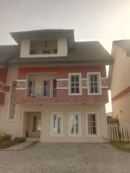 4 Bedroom Terraced Duplex with Bq, Ikate Elegushi, Lekki, Lagos, House for Rent