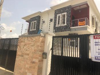 4 Bedroom Semi Detached with Bq with a Driveway in a Gated Estate, Oral Estate, Lekki Expressway, Lekki, Lagos, Semi-detached Duplex for Rent