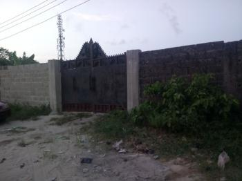 Fully Fenced and Dry Land Measuring 600sqm, Destiny Homes Estate, Abijo, Lekki, Lagos, Mixed-use Land for Sale