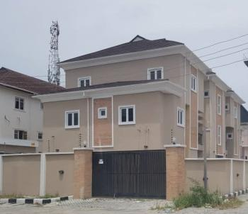 a Nicely Finished Block of Flats; 4 Units of 3 Bedroom Flat and 2 Units of 2 Bedroom Flat on 700sqm, Agungi, Lekki, Lagos, Block of Flats for Sale