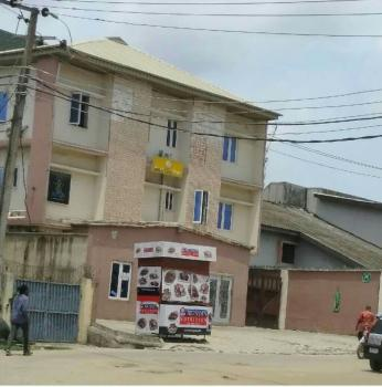 a Lovely Built Fuctional Hotel, Ganiyu Shogunle  Street, Ire Akari, Isolo, Lagos, Block of Flats for Sale