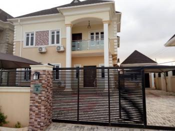 Luxury Finished 4 Bedroom Fully Detached Duplex with Standard Bq, Nihort Area, Idi Ishi, Jericho, Ibadan, Oyo, Detached Duplex for Sale