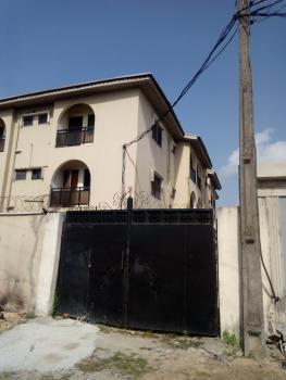 3 Bedroom Flat 6 Units on Full Plot of Land, Close to Road, Adewale Estate, Badore Road, Badore, Ajah, Lagos, Block of Flats for Sale