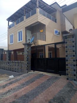 Spacious Brand New 4 Bedroom Duplex Within a Very Secured Estate, Before Sangotedo Shop Rite, Sangotedo, Ajah, Lagos, Flat for Rent