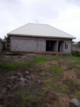 Strategically Located Fenced Land of About 1,000sqm with Building for Sale, Along Saburi Road, Dei-dei, Abuja, Land for Sale