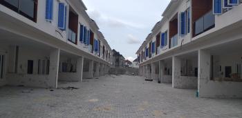 Tastefully Finished 4bedrooms Terrace Duplex, Off Orchid Road, Lafiaji, Lekki, Lagos, Terraced Duplex for Rent
