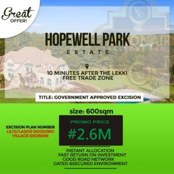 Land, Lapekun, Ibeju Lekki, Lagos, Mixed-use Land for Sale