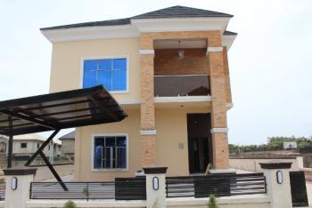 Luxury 5 Bedroom Fitted Detached Duplex (negotiable), Lekkycounty Estate, Ikota Villa Estate, Lekki, Lagos, Detached Duplex for Sale