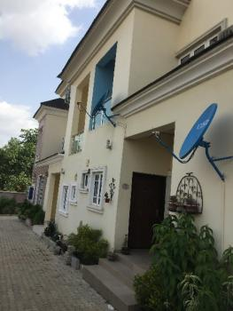 Top-notch 4 Bedroom Terrace Duplex with One Room Boys Quarter, Jabi, Abuja, Terraced Duplex for Rent