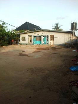 Standard Two Plot Together with Quarter, Good for Commercial Purpose with C of O, Obadore, Akesan, Alimosho, Lagos, Residential Land for Sale