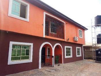 3 Bedroom Flat, Bucknor, Oke Afa, Isolo, Lagos, Flat for Rent