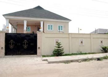 Excellently Built and Well Furnished 6 Bedroom Duplex, Raheem Balogun Street, By Mobil Road, Ilaje, Ajah, Lagos, Terraced Duplex for Sale