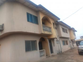 4 Blocks of 3 Bedroom Flat Each with C of O Fenced and Gated, Off Awolowo Road, Grammar School, Ikorodu, Lagos, Block of Flats for Sale