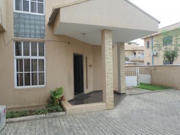 4 Bedroom, 2 Sitting Room + Bq, Jabi, Abuja, Detached Duplex for Rent