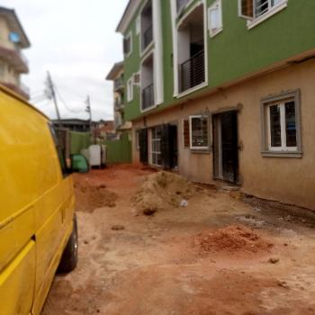 a Brand Newly Built 2 Bedroom Flat, Morocco, Jibowu, Yaba, Lagos, Flat for Rent
