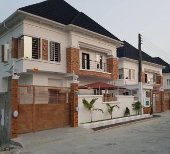 Brand New 4 Bedroom Semidetached Duplex Exquisitely Finished, Off Chevron Drive, Lekki Expressway, Lekki, Lagos, Semi-detached Duplex for Sale