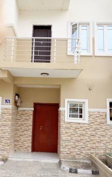3-bedroom Terrace with Bq, Lafiaji, Lekki, Lagos, Terraced Duplex for Rent