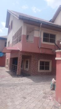 Executive 5 Bedrooms Duplex with Bq, Ajao Estate, Isolo, Lagos, Semi-detached Duplex for Sale