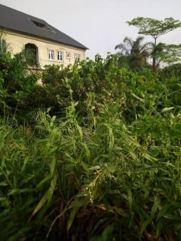 Dry and Fenced Half a Plot of Land, Ajao Estate, Isolo, Lagos, Residential Land for Sale