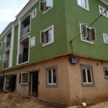Brand Newly Built 2 Bedroom Flat, Morocco, Jibowu, Yaba, Lagos, Flat for Rent