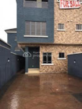 5 Bedroom Luxury & Spacious Semi Detached House, Parkview, Ikoyi, Lagos, Semi-detached Duplex for Sale