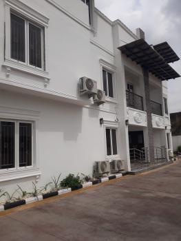 Lavishly Finished & Serviced 5 Bedrooms Ambassadorial Duplex with Domestic Quarters & Penthouse, Off Alvan Ikoku Way, Maitama District, Abuja, Detached Duplex for Rent