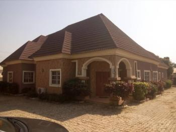 5 Bedroom Detached Bungalow with 2 Room Bq and a Court Yard, Arab Road, Kubwa, Abuja, Detached Bungalow for Sale