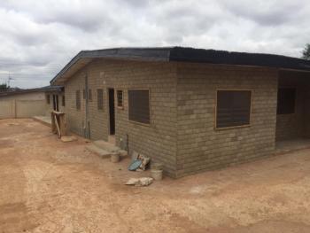 3 Bedroom Bungalow with Two Bedroom All En-suit and Enough Space, Federal Housing, Trans Ekulu, Enugu, Enugu, Semi-detached Bungalow for Sale