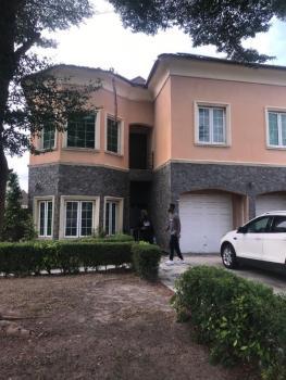 Luxury 5-bedroom Duplex with 2-room Bq on 1000 Sqm of Land, Nicon Town, Lekki, Lagos, Detached Duplex for Sale
