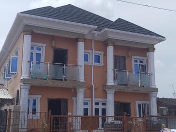 Very Beautiful 4 Bedrooms Duplex with Bq, Masha, Surulere, Lagos, Semi-detached Duplex for Rent
