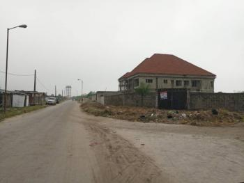 Fully Fenced with Gate Plot of Dry and Firm Corner Piece Land Measuring About 450 Square Metres, Abijo Gra, Abijo, Lekki, Lagos, Mixed-use Land for Sale
