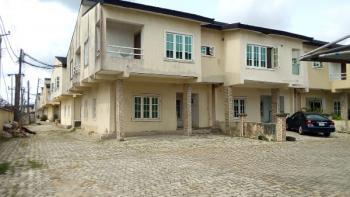 Brand New 4 Bedroom End Terrace Duplex (shell), Road 1, Phase 2, Lekki Gardens Estate, Ajah, Lagos, Terraced Duplex for Sale