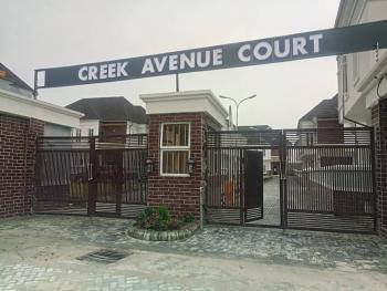4 Bedroom Semi-detached Duplex with Bq, Ikoya, Ajah, Lagos, Semi-detached Duplex for Sale