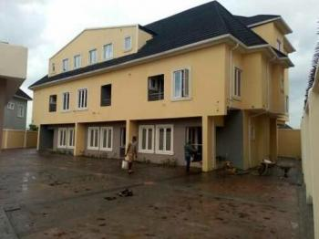 Newly Built 4nos of 4 Bedroom Terrace Duplex with a Bq Each, Off Cmd Road, Gra, Magodo, Lagos, Terraced Duplex for Sale
