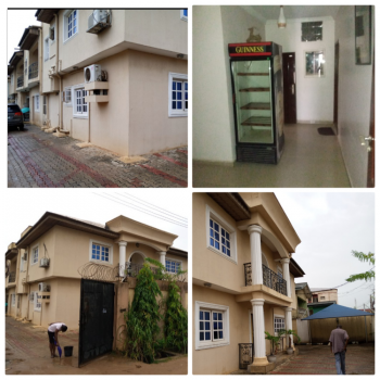 Sharp 6 Bedroom Duplex with 2 Nos of 3 Bedroom Apartment, Ago Palace, Isolo, Lagos, Detached Duplex for Sale