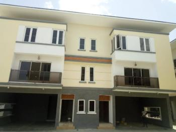Brand New 4 Bedroom Town House with Bq, Lekki, Lagos, House for Rent