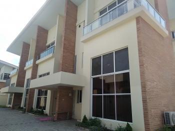 Beautiful 4 Bedroom Terrace, Lekki Phase 1, Lekki, Lagos, Terraced Duplex for Rent