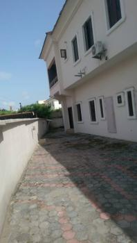 4 Bedroom Terrace Duplex with Family Lounge and Maids Room, Ajiran, Agungi, Lekki, Lagos, Terraced Duplex for Rent