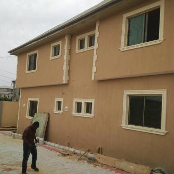 Tastefully Built Block of 6 Units Flats, Igbo Oluwo Estate, Jumofak, Ikorodu, Lagos, Block of Flats for Sale