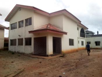 5 Bedroom Duplex with 2 Bed Bq, Stadium Road, Gra, Ijebu Ode, Ijebu Ode, Ogun, Detached Duplex for Sale