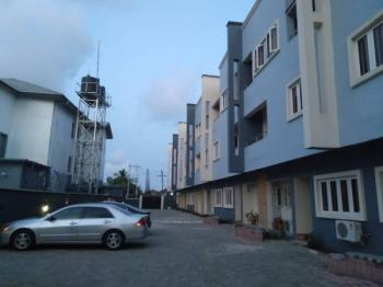 4 Bedroom Terrace Duplex with a Bq, Chevron Conservation Centre, Lekki Expressway, Lekki, Lagos, Terraced Duplex for Sale