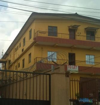 2 Nos 3 Bedroom Flats Commercial, Kudirat Abiola, Oregun, Ikeja, Lagos, Flat for Rent