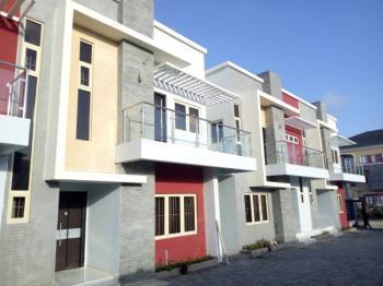 Modern 3 Bedroom (& Bq) Terraced Duplexes, 3rd Roundabout, Lekki, Lagos, Terraced Duplex for Sale