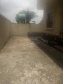 Dual Purpose 4 Bedroom Duplex with a Room Bq, Behind Excellence Hotel, Ogba, Ikeja, Lagos, Semi-detached Duplex for Rent